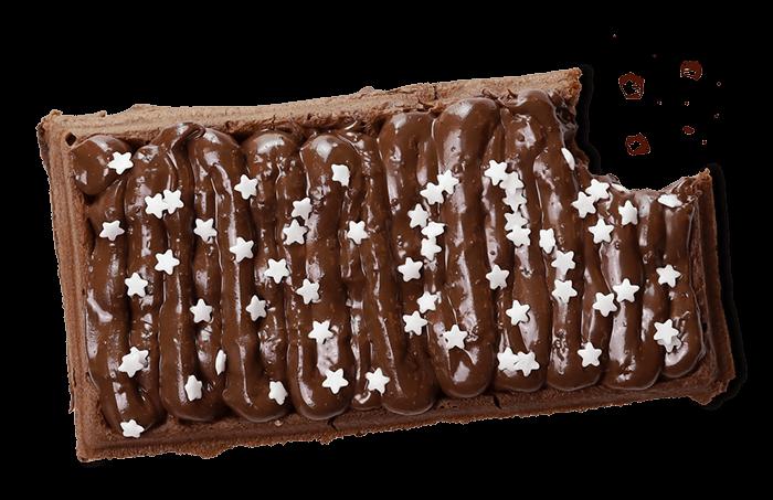 waffle pan di stelle Sensi Star Monopoli
