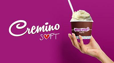 gelato Cremino Sensi Star - Creperia a Monopoli