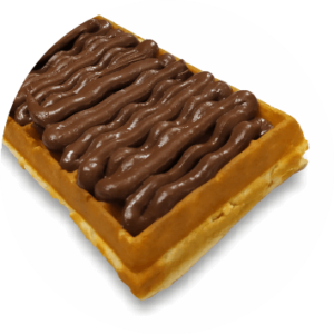 waffle 01 nutella Sensi Star Monopoli