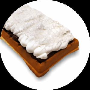 waffle 11 cocco Sensi Star Monopoli