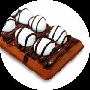 waffle 18 duplo Sensi Star Monopoli