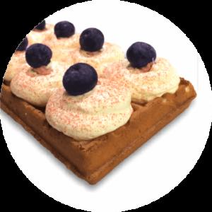 waffle 23 frutti rossi Sensi Star Monopoli